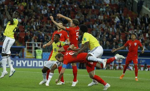 Gần 200 nghìn người ký đơn đòi Anh vs Colombia đá lại hình ảnh