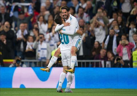 Isco va Asensio co the duoc trao nhieu co hoi hon o mua giai toi