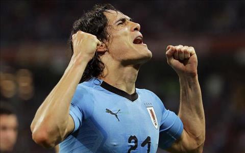 Deschamps phát biểu trước trận Uruguay vs Pháp về Cavani hình ảnh