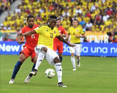 Bài dự thi Ấn tượng World Cup Yerry Mina - Gã khổng lồ tinh quái hình ảnh
