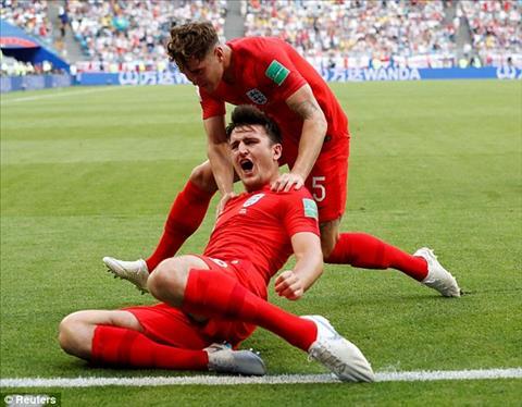 Tổng hợp: Thụy Điển 0-2 Anh (World Cup 2018)