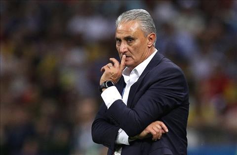 HLV Brazil được ủng hộ giữ ghế sau kỳ World Cup thất vọng