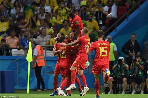 Lukaku phát biểu trận Brazil vs Bỉ về chỉ đạo Hazazd và De Bruyne hình ảnh