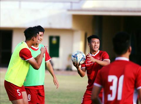U19 Việt Nam thử lửa với Trung Quốc trước khi tham dự VCK châu Á hình ảnh