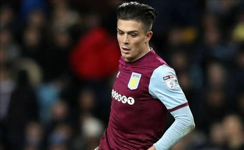 Jack Grealish cua Aston Villa