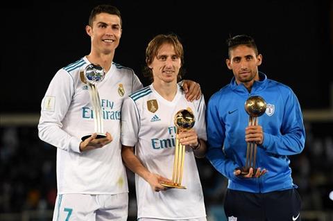 Điểm tin bóng đá sáng 18 Modric muốn thành đối thủ của Ronaldo hình ảnh