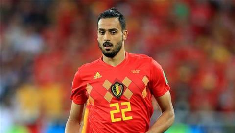 Sao tuyển Bỉ Nacer Chadli tự tin trước trận gặp Pháp hình ảnh