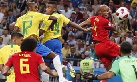 Fernandinho bị dọa giết vì bàn phản lưới trong trận Brazil thua Bỉ