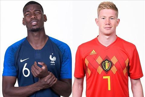 Sống cùng World Cup 2018 số 27: Nhận định bán kết Pháp vs Bỉ
