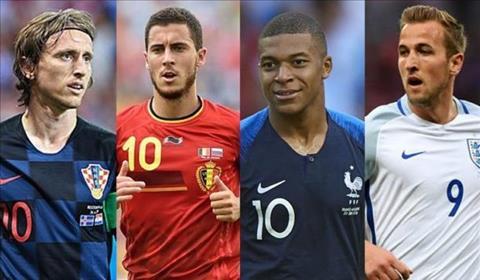 """Sống cùng World Cup 2018 số 27: Những vòng bán kết """"nội chiến"""" Âu châu"""