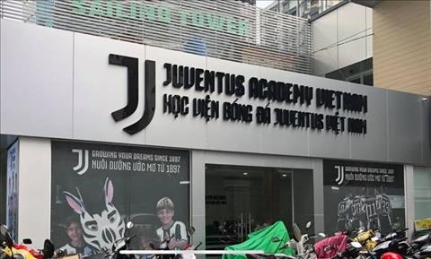 CLB Juventus tuyển sinh tại Việt Nam hình ảnh