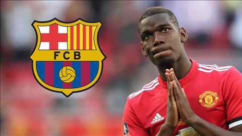 Thực hư vụ Barca mua Paul Pogba với giá 130 triệu bảng hình ảnh