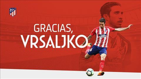 Hậu vệ Sime Vrsaljko gia nhập Inter Milan từ Atletico Madrid hình ảnh