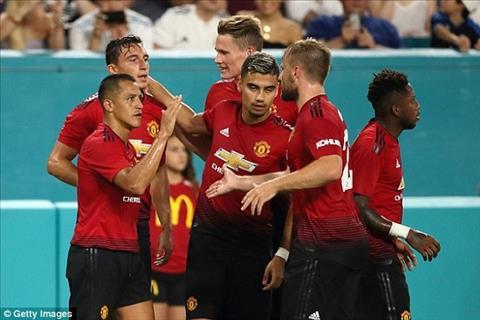 Mourinho chia sẻ tình hình lực lượng M.U sau trận thắng Real