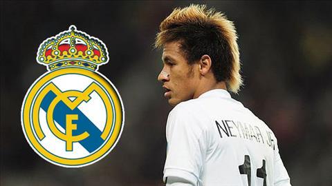 Neymar tung nhan duoc loi de nghi tu Real Madrid nam 2011.