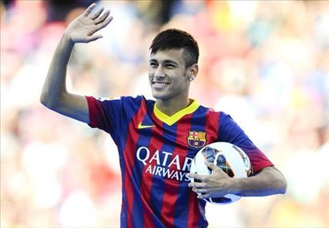 Barca vuot mat Real Madrid de so huu Neymar nam 2013.