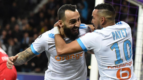 Nhận định Marseille vs Toulouse 01h45 ngày 118 Ligue 1 201819 hình ảnh