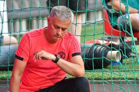 Khả năng HLV Jose Mourinho bị sa thải là không nhỏ