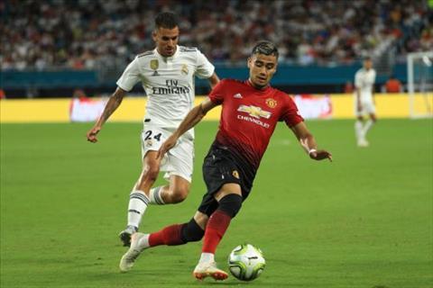 Sao trẻ Andreas Pereira nói về HLV Jose Mourinho ở MU hình ảnh