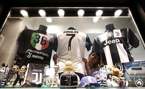 Su xuat hien cua Cristiano Ronaldo la mot phan trong ke hoach cua Serie A nham khoi phuc thoi hoang kim.