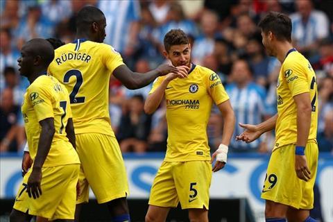 Dư âm Huddersfield vs Chelsea Màn ra mắt hoàn hảo của Sarri hình ảnh