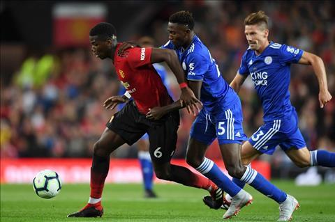 MU 2-1 Leicester Bóng dáng Siêu đội trưởng xuất hiện hình ảnh 2