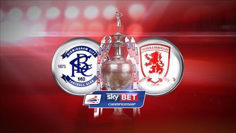 Nhận định Middlesbrough vs Birmingham 21h00 ngày 118 Hạng Nhất hình ảnh
