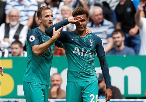 Thống kê Newcastle vs Tottenham - Vòng 1 Ngoại hạng Anh 201819 hình ảnh