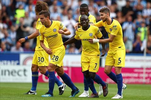 Chelsea 3-0 Huddersfield