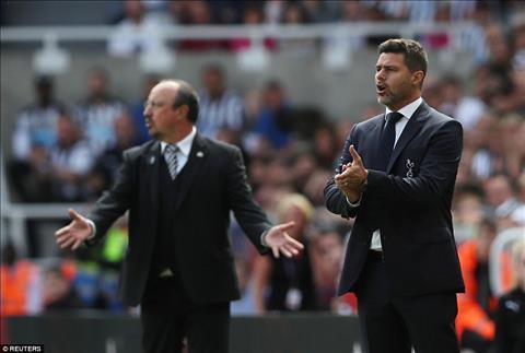 Mauricio Pochettino phát biểu về trận Newcastle vs Tottenham hình ảnh