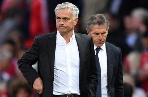 HLV Mourinho chỉ trích Man City vì bị bêu xấu trong phim tài liệu hình ảnh