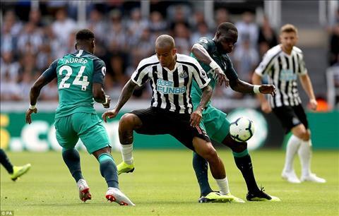 Newcastle khong cho thay su thay doi so voi mua giai truoc