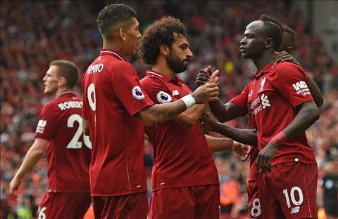 Liverpool bo ba Mane Firmino va Salah