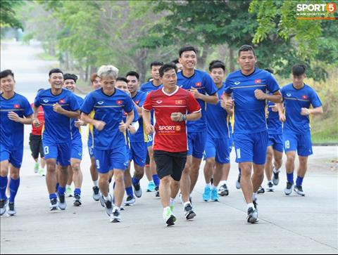 Olympic Việt Nam tiếp tục bị nước chủ nhà Indonesia gây khó dễ hình ảnh