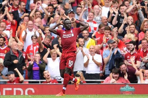 Những thống kê đáng nhớ sau trận Liverpool 4-0 West Ham hình ảnh