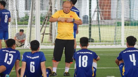 HLV Phan Thanh Hùng đặt niềm tin vào ĐT Olympic Việt Nam hình ảnh