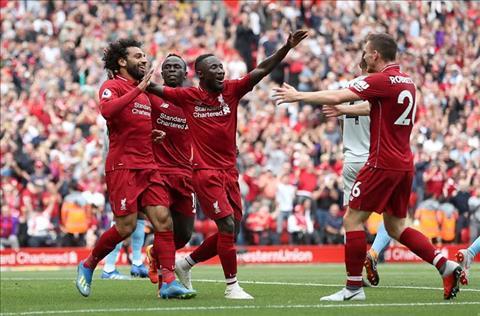 Đánh bại West Ham, Jurgen Klopp phát biểu về Liverpool hình ảnh