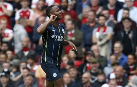 Những thống kê ấn tượng sau trận Arsenal 0-2 Man City hình ảnh