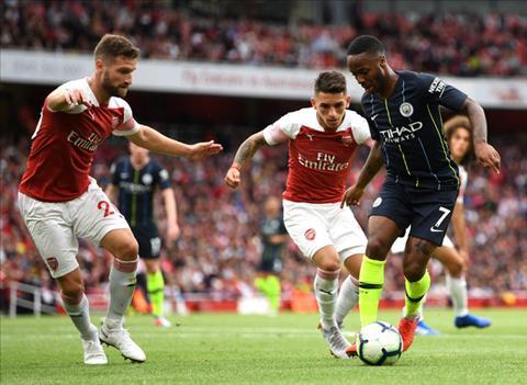 Dư âm Arsenal 0-2 Man City Sterling và câu trả lời cho cả nước Anh hình ảnh 2