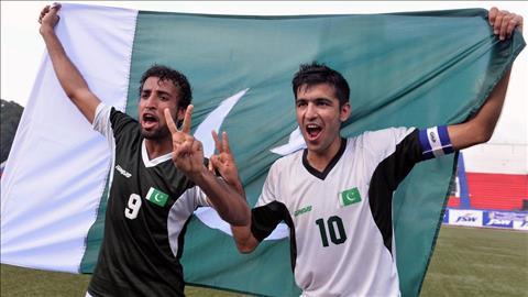 Thủ quân Olympic Pakistan lên tiếng trước trận gặp Olympic Việt N hình ảnh