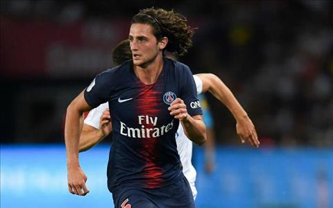 Từ chối Barca, Adrien Rabiot rời PSG tới AC Milan hình ảnh