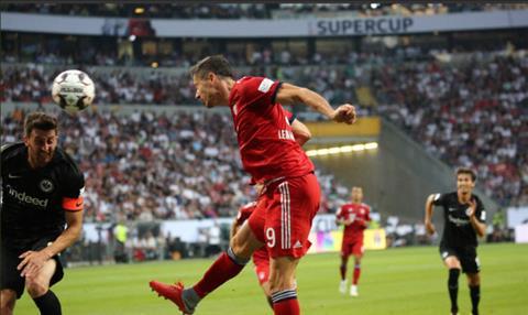 Clip bàn thắng Frankfurt vs Bayern Munich 0-5 Siêu cúp Đức 2018 hình ảnh