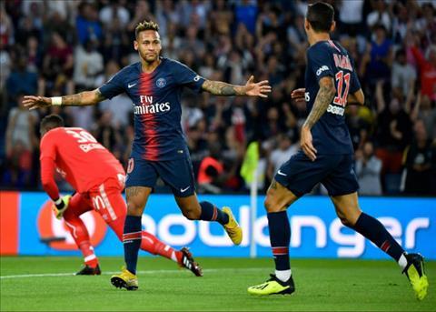 Clip bàn thắng PSG vs Caen 3-0 Vòng 1 Ligue 1 201819 hình ảnh