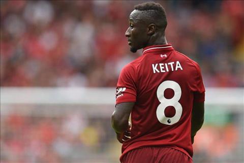 Tiền vệ Naby Keita của Liverpool xuất sắc toàn diện hơn cả Kante hình ảnh