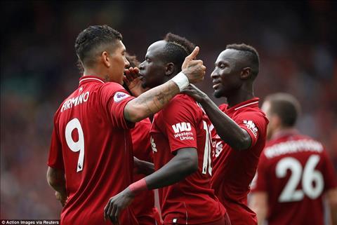 Liverpool thắng West Ham Đội bóng mạnh nhất đã lộ diện hình ảnh