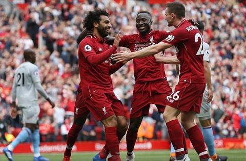 Liverpool thang West Ham