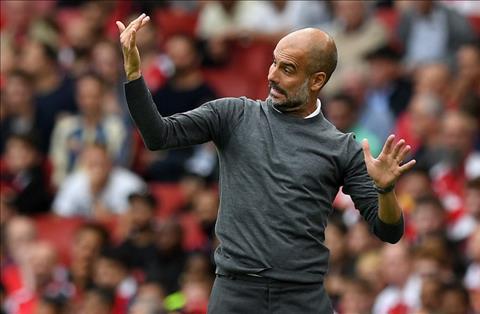 Đại thắng Fulham, HLV Pep Guardiola của Man City vẫn nổi giận hình ảnh