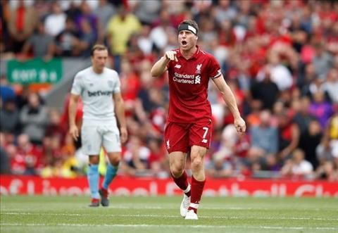 James Milner Liverpool cần trị ngay căn bệnh thất thường hình ảnh