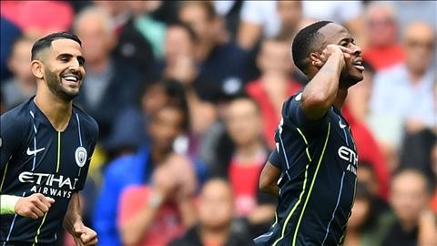 Sterling lý giải màn ăn mừng khiêu khích trước Arsenal hình ảnh