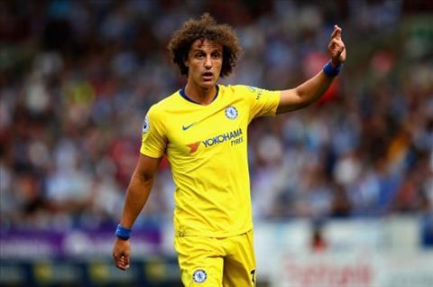 HLV Sarri phát biểu về trung vệ David Luiz của Chelsea hình ảnh